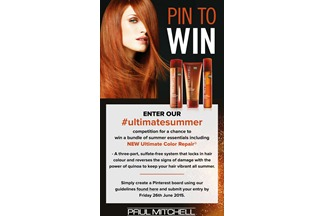 Your Ultimate Summer: Pinterest Competition