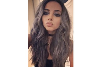 Gorgeous Grey: Jade Thirlwall