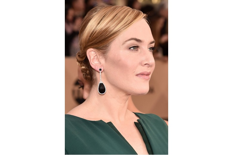 How to: Kate Winslet's SAG Awards style