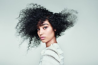 MAKE IT STYLISH - with voluminous and defined spiral waves