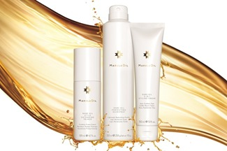 INTRODUCING The MARULAOIL STYLING COLLECTION