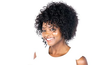 How To Naturally Style Extra-Curly Hair