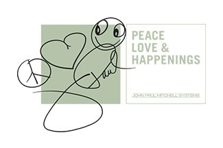 Peace, Love & Happenings