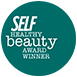 Self Beauty award logo