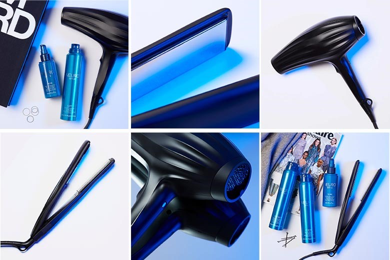Introducing the new Neuro® Halo heat tools