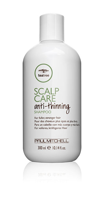 tea tree anti-thinning shampoo from paul mitchell