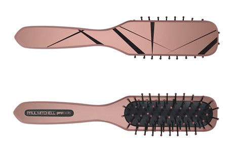 RS5451_PMPT_Rose Gold _Sculpting Brush _Back