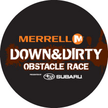 Dirty Girl Mud Run Series logo