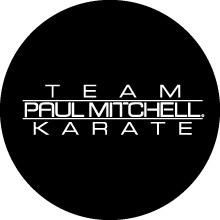 Team Paul Mitchell Karate logo