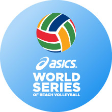 World Series of Beach Volleyball logo