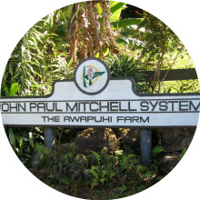 Paul Mitchell Awapuhi Farm